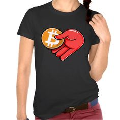 From Bitcoin With Love The Heart Shape Bitcoin Shirts