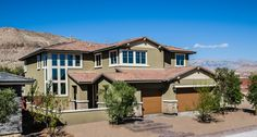 summerlin homes luxury front yard - Google Search