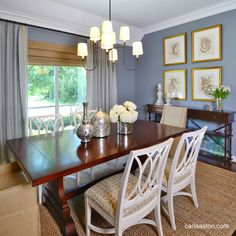 How To Stage your Vacant Home for Buyer Appeal - Use these ideas to find furniture for your staged home. My article @aboutathome #home #staging gives tips.  Image via: @carlaaston