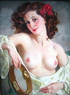 gypsy woman - Maria Szantho