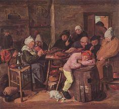 The Battle Party,c.1635.
