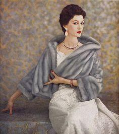 Dovima 1955