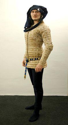 100% Silk Damask, Charles de Blois medieval pattern | eBay