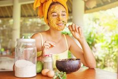 Have you ever tried out homemade face packs? These are entirely natural and organic and are free of any chemicals. Try out these homemade face masks to get beautiful and radiant skin in no time. Best Natural Face Mask, Natural Face Pack, Best Face Mask, Face Masks, Greasy Skin, Oily Skin, Homemade Face Pack, Cucumber Face Mask, Face Home