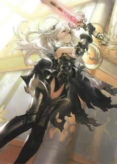 Fire Emblem: If/Fates - Kamui: