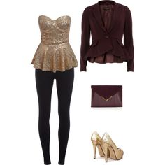 """""""holiday magic!"""" by idmarryjenny on Polyvore"""