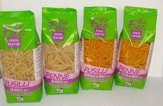 Paste bio din orez Snack Recipes, Snacks, Fusilli, Grains, Chips, Gluten, Food, Snack Mix Recipes, Appetizer Recipes