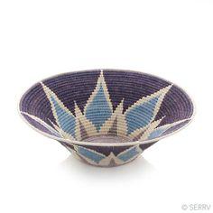 Cool Bloom Sisal Gallery Basket | serrv.org