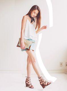 vivi7月号,ViViモデル,河北麻友子,ファッション,着回し