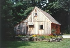 Our One Story Barn 26'x 24'.  www.countrycarpenters.com