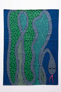 Serpentine Rug - anthropologie.com