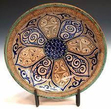 antique moroccan ceramics - Google Search