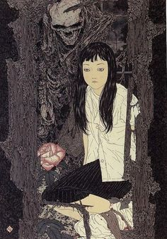 Loved By The Death God Takato Yamamoto (1960, Japanese)