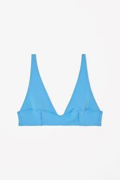 COS | Smooth bikini top