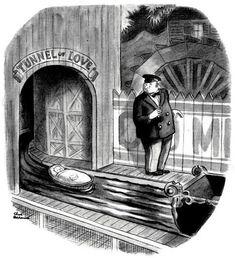 Funny Charles Addams Cartoon