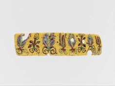 Wellcome Collection, Roman Art, Victoria And Albert Museum, Art Object, Ethnic Jewelry, Metropolitan Museum, Mosaic Glass, Art History, Egyptian