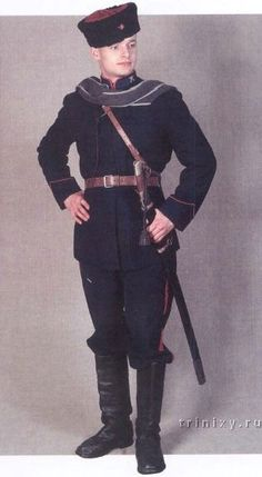 Uniforms In The Red Army | English Russia | Page 8