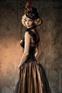 Anton Belyakov  #fashion #steampunk #victorian
