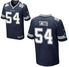 NFL Jerseys NFL - NFL Dallas Cowboys #2 Rico Gathers Nike Navy Blue Throwback Elite ...