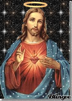 sagrado corazon de jesus Animated Pictures for Sharing Jesus And Mary Pictures, Pictures Of Jesus Christ, Religious Pictures, Mary Magdalene And Jesus, Mary And Jesus, Jesus Gif, God Jesus, Catholic Prayers Daily, Famous Freemasons