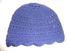 Jarná modrá čiapka 2014