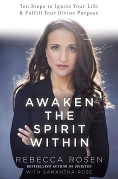 Awaken The Spirit Within - With a unique blend of self-help, wisdom, and spiritual insight, One Spirit favorite Rebecca Rosen, author of Spirited, now gives us Awaken the Spirit Within to help us live our lives with divine intention.We all want to understand why we're here and what we're meant to do. Yet, when we think about change, we don't know where to begin. The advice from many sources can be overwhelming, but it doesn't have to be. In Awaken the Spirit Within, psychic medium Rebecca offer…