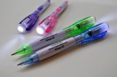 FREE Flashlight Pen with purchase of any order! #led #lighting Inspired LED