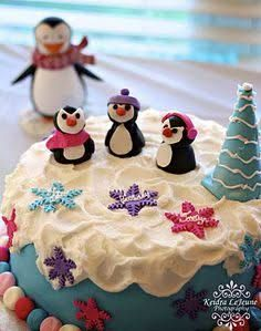 ice skating cake designs - Google Search