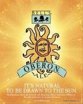 2010 Oberon Ale Poster - Its Natural