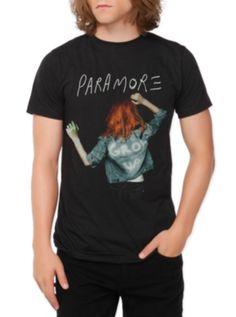 Paramore Grow Up Slim-Fit T-Shirt