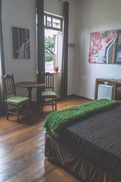 Stay in this fab little hotel - Casa Cool Beans - in Santa Teresa, Rio de Janeiro   heneedsfood.com