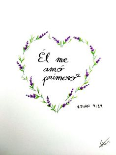 ÉL me amó primero God Loves You, Jesus Loves Me, Meant To Be Quotes, Prayer Warrior, God First, God Jesus, Quotes About God, Good Thoughts, God Is Good