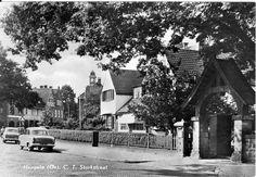 De Storkstraat in Hengelo omstreeks 1959