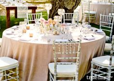 A Ranch Style Wedding with Lace, Burlap and Blush Botanicals