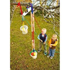 Haba Block and Tackle, 4811