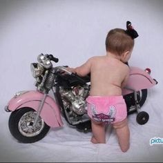 ADORABLE!! This will be my little girls photo shoot!!
