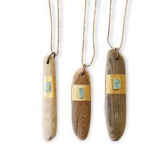 Amulet Driftwood Turquoise