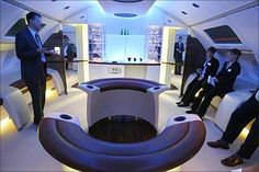 air-techture - inside the Airbus A380