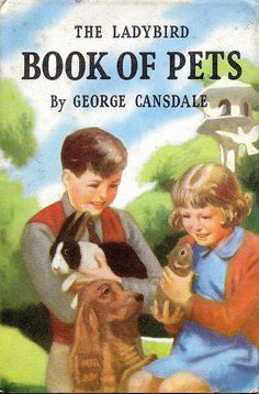 THE BOOK OF PETS Vintage Ladybird Book by My Vintage Ladybird Books, via Flickr//.mar16