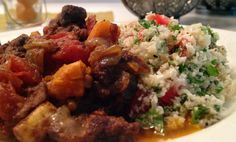 Paleo Moroccan Lamb Stew
