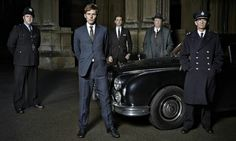 Endeavour; TV Review. 1966. Oxford.