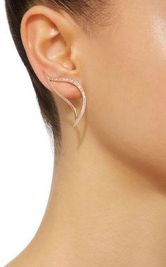 Jewelry Logo, Ear Jewelry, Cute Jewelry, Bridal Jewelry, Silver Jewelry, Jewelry Accessories, Fashion Accessories, Silver Bracelets, Prom Jewelry