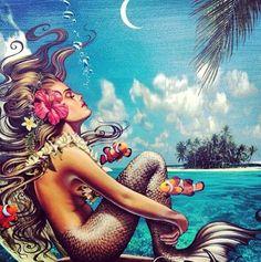 ♥ Tropical Mermaid ♥
