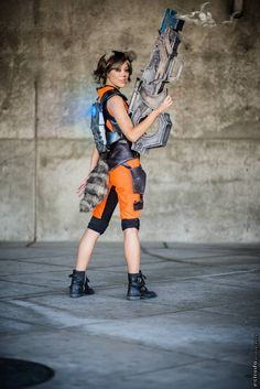Rocket Raccoon Cosplay by The Stylish Geek Photo by Estrada Photography