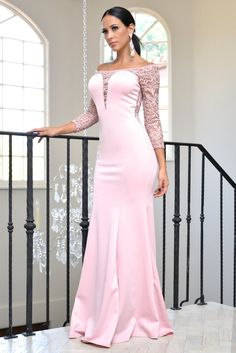 Everly Dusty Pink Dress – Fashion Effect Store