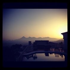 Beautiful Sunset @wakeup ;)  #Altea #enjoyaltea