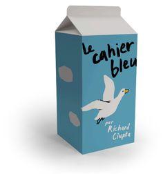 Milk carton packaging design