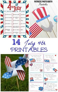 Glow in the Dark Sensory Bottles & July Printable Activities of July crafts and sensory play ideas -- FREE patriotic printables perfect for Memorial Day & Independence Day! 4th Of July Games, 4th Of July Party, Fourth Of July, Patriotic Crafts, July Crafts, Patriotic Symbols, Patriotic Party, Glitter Sensory Bottles, Glitter Bottles