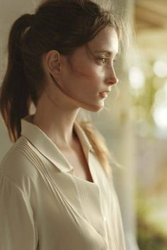 - let it be - Portrait Photography Inspiration : face female