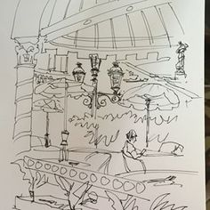 Sketch of Teatro Nacional Cityscapes, Tgif, Mondays, Toronto, Illustrator, Landscapes, Sketch, Artist, Instagram Posts